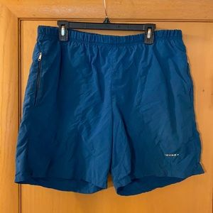Novara by REI Vintage Nylon Biking Shorts Large